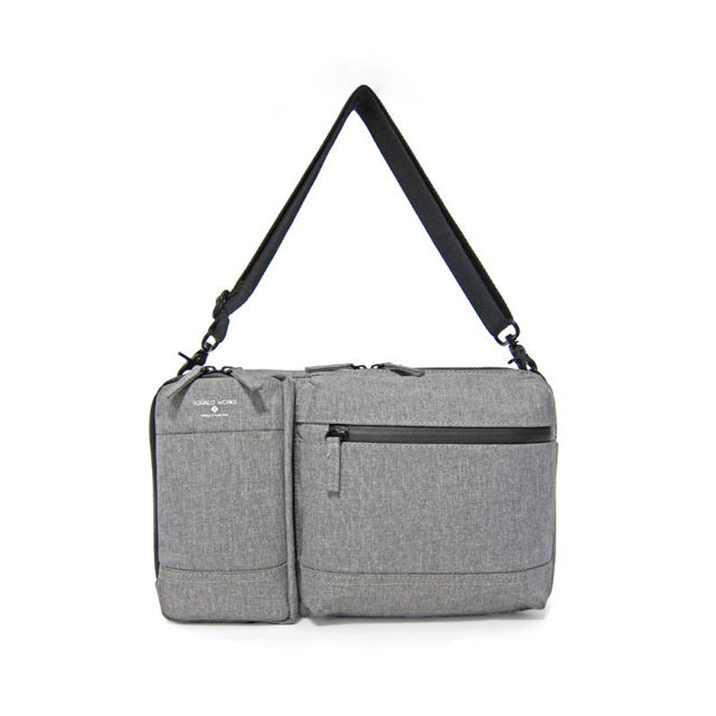 2WAY SHOULDER BAG