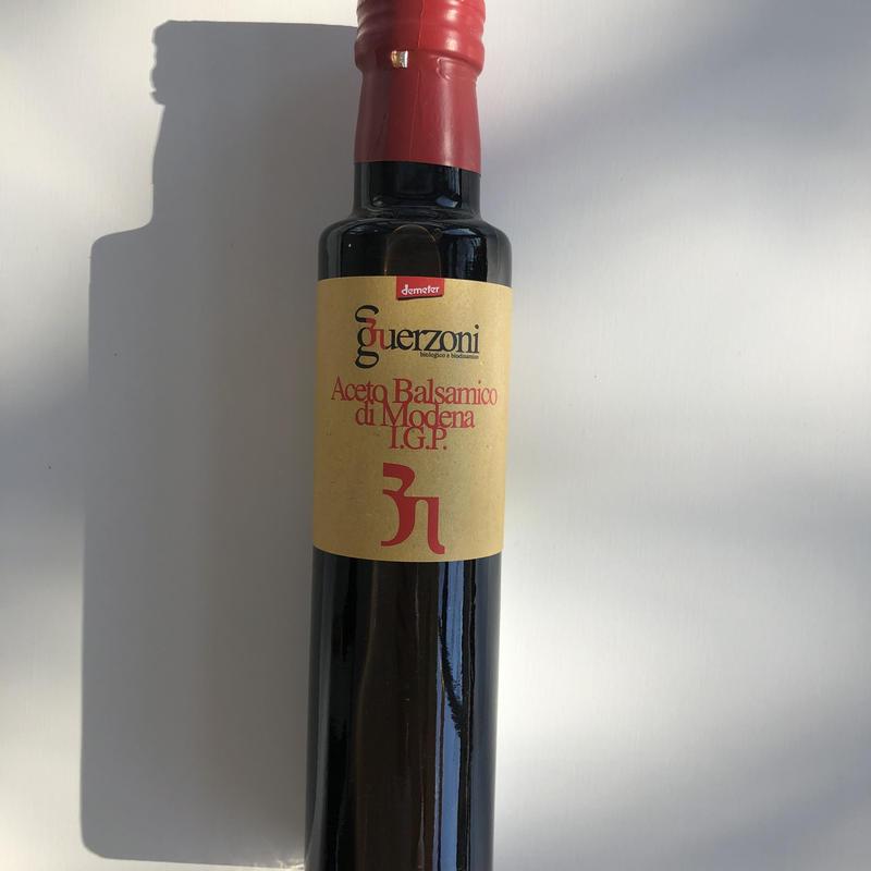 グエルゾー二 有機赤バルサミコ酢 250ml