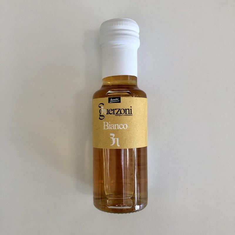 グエルゾーニ 有機ホワイトバルサミコ酢 100ml