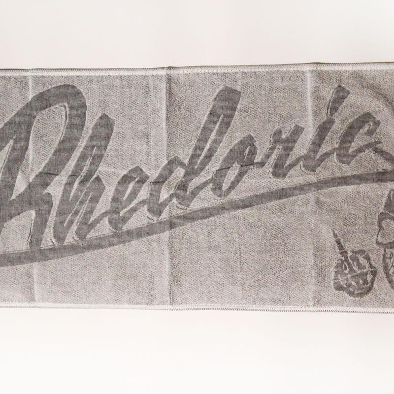【タオル】BIGフェイスタオル ゴールド刺繍
