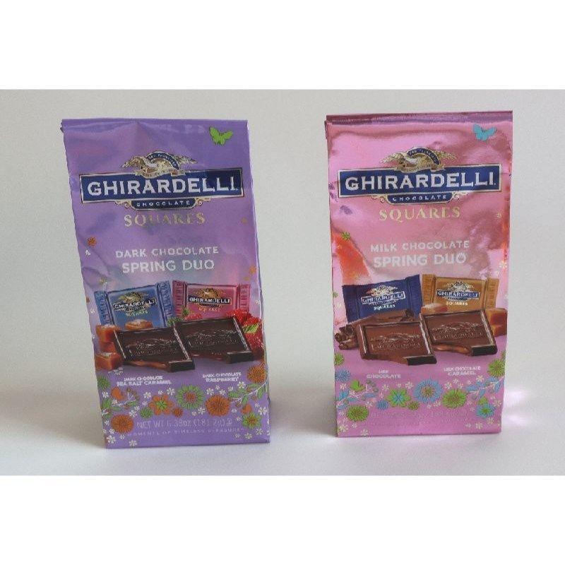 GHIRARDELLI ギラデリ チョコレート★スプリング デュオ