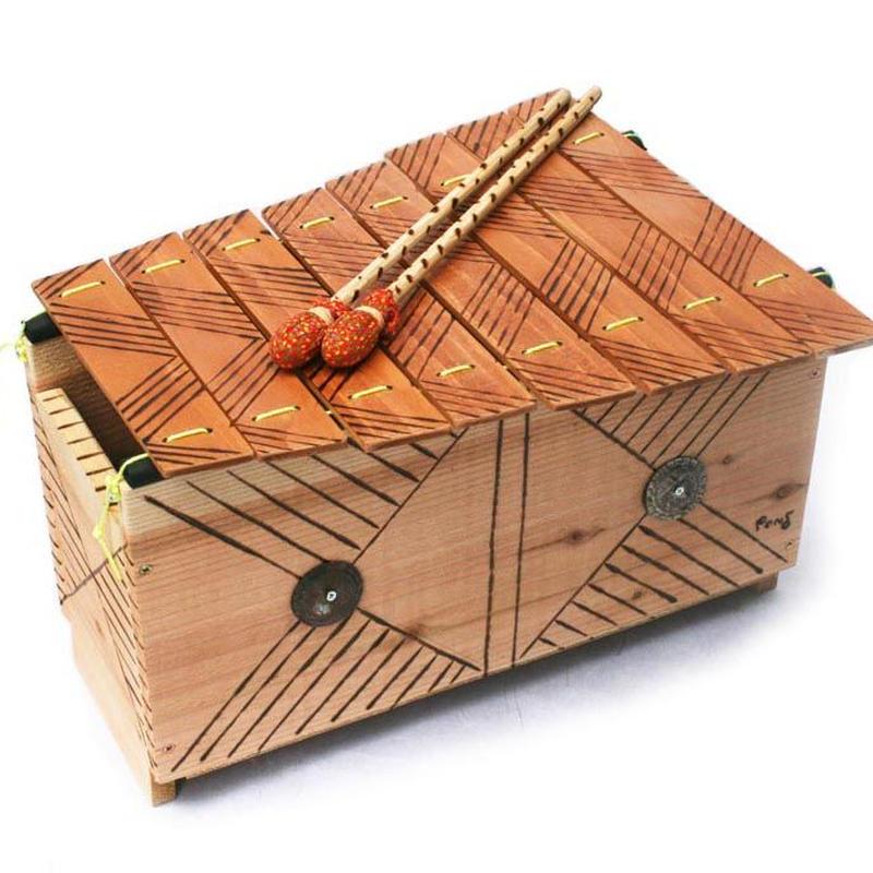 箱型バラフォン(タンザニア・タイプ)