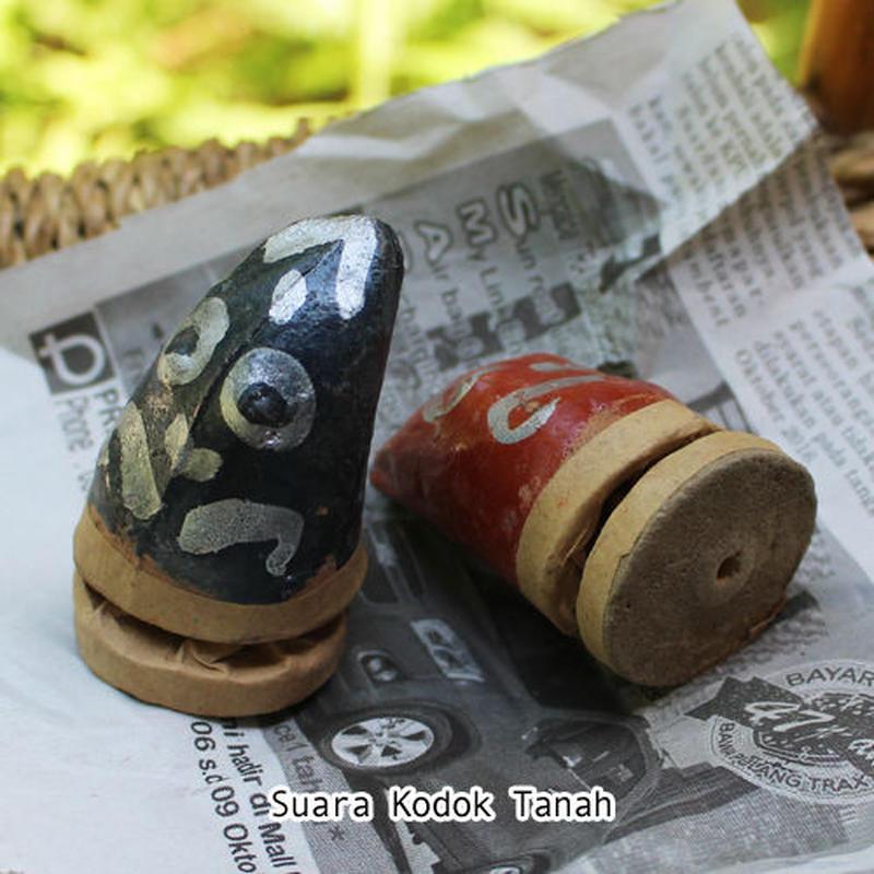 スアラ・コドック・タナ Suara Kodok Tanah