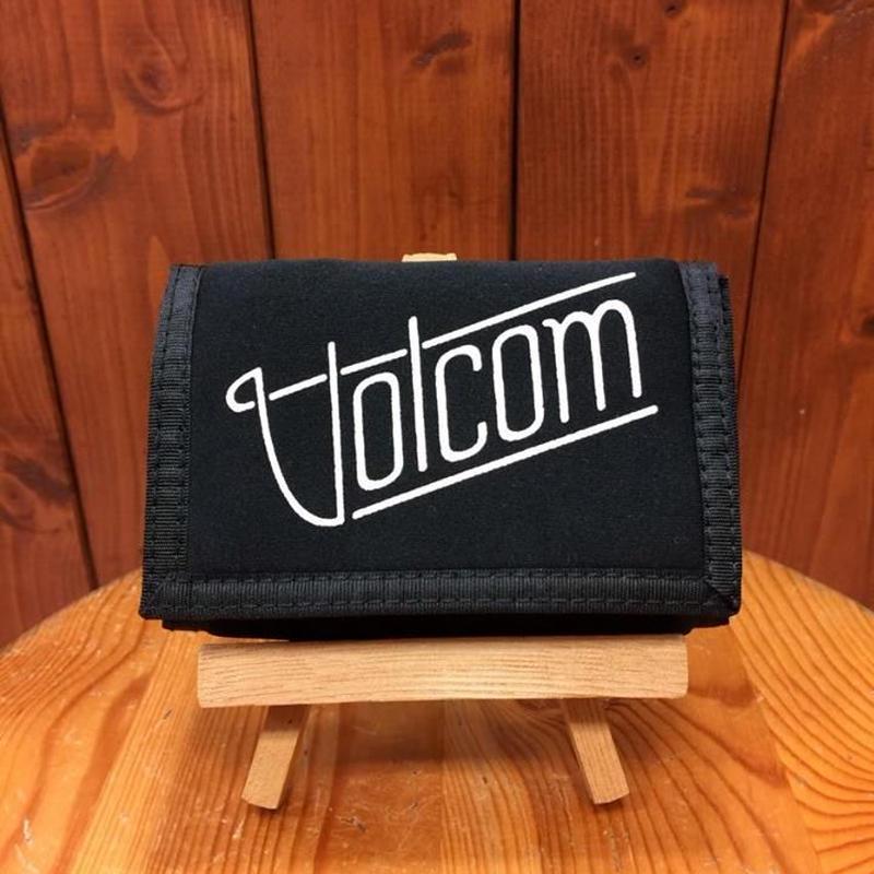 VOLCOM(ボルコム)WALLETS 財布カラー/ブラック