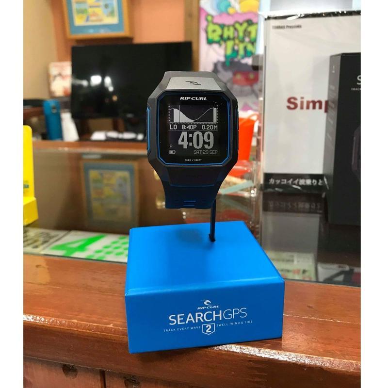 RIP CURL SEARCH GPS 2ウォッチ(リップカール サーチ GPS2 時計) カラー/ブルー