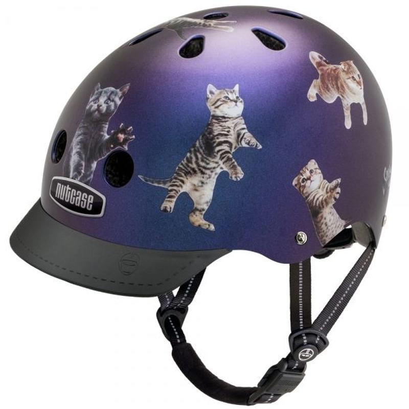 NUTCASE(ナットケース)ヘルメット/Space Cats(スペース キャッツ )