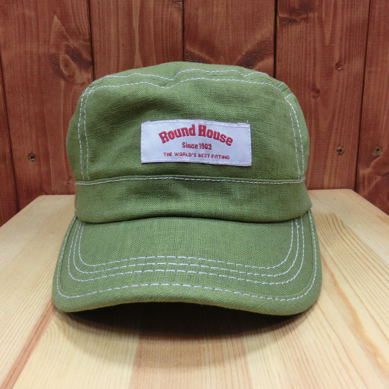 Round House WorkCap #12247 Green
