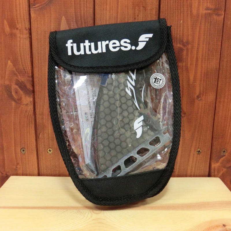 FUTURES RTM HEX VⅡQF YU / YU 3.67 REAR