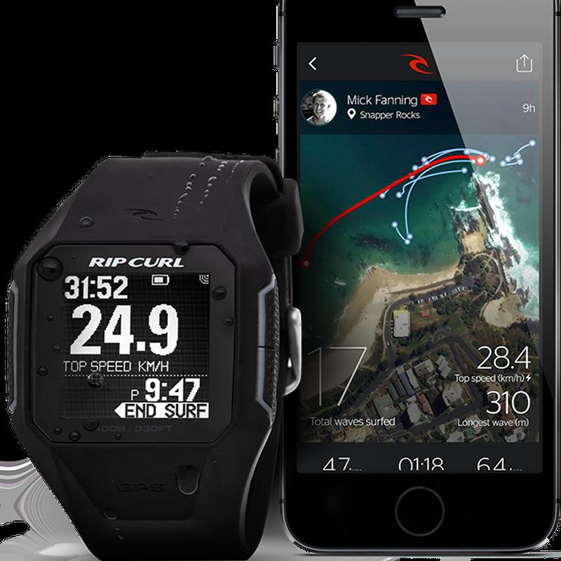 期間限定の特別プライス RIP CURL SEARCH GPS ウォッチ(リップカール サーチ GPS 時計)
