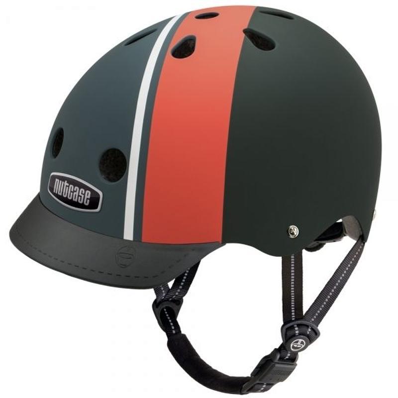 NUTCASE(ナットケース)ヘルメット/Element Stripe(エレメント ストライプ)