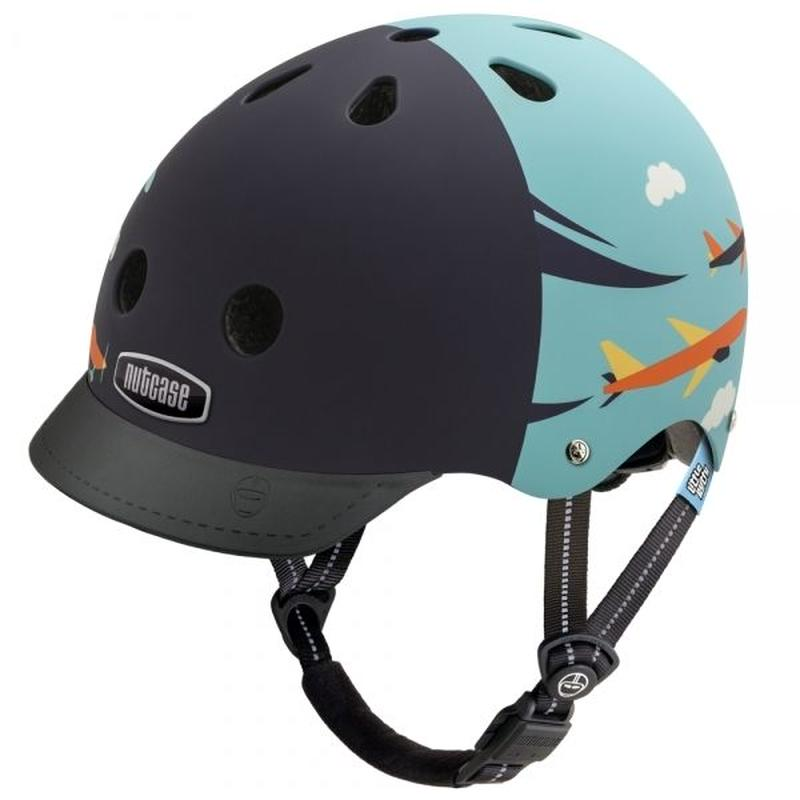 NUTCASE ヘルメットLITTLE NUTTY Sky Flyer (スカイフライヤー) サイズXS