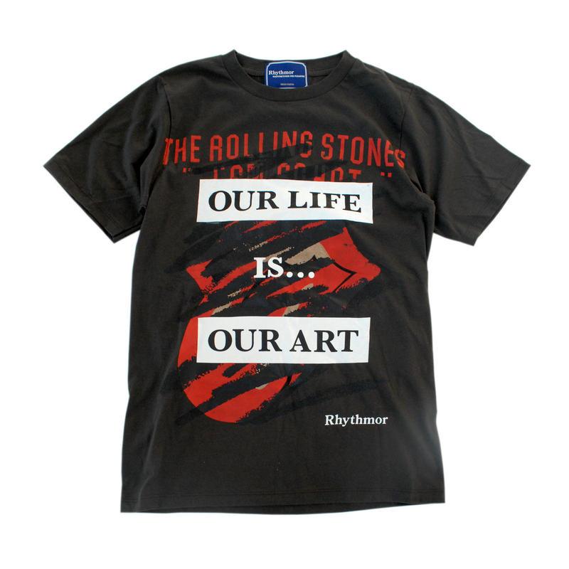 Rhythmor〔リズモア〕リメイクTシャツ RED