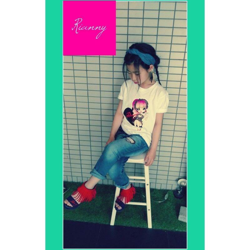 Rianny Girl Tシャツ