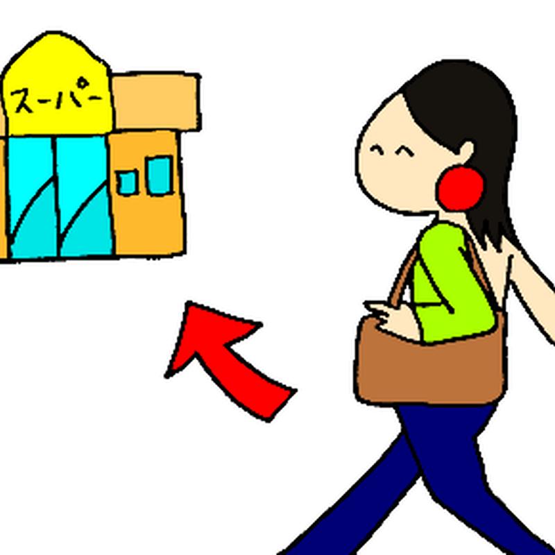みんなの日本語I L5 A1 「わたしはスーパーへ 行きます」