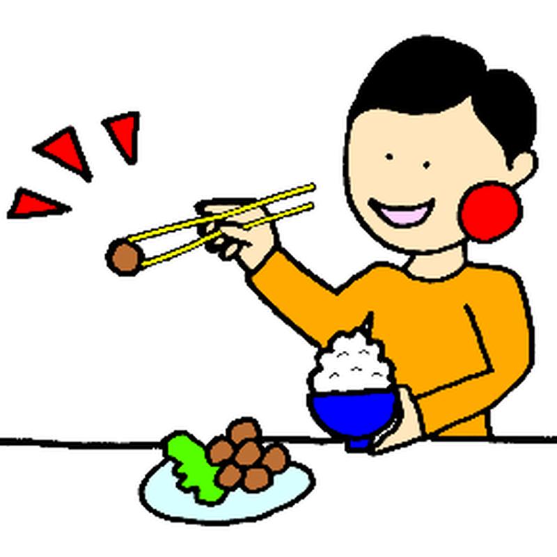 みんなの日本語I L7 A1 「わたしは はしで ごはんを食べます」