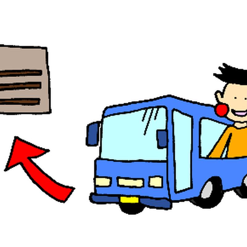 みんなの日本語I L5 A2 「わたしは バスで 会社へ 行きます」