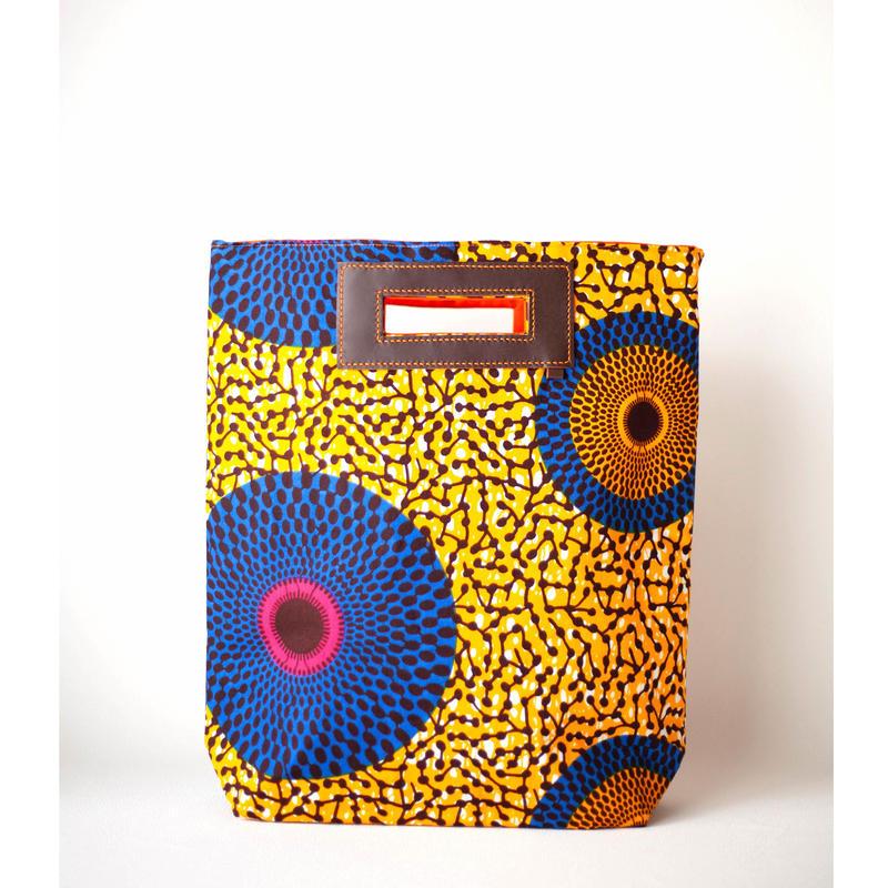 Akello Bag 4way - ビッグアイ・ブルー&イエロー -