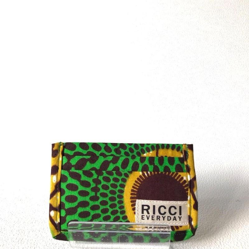 カードケース- グリーンアイ-