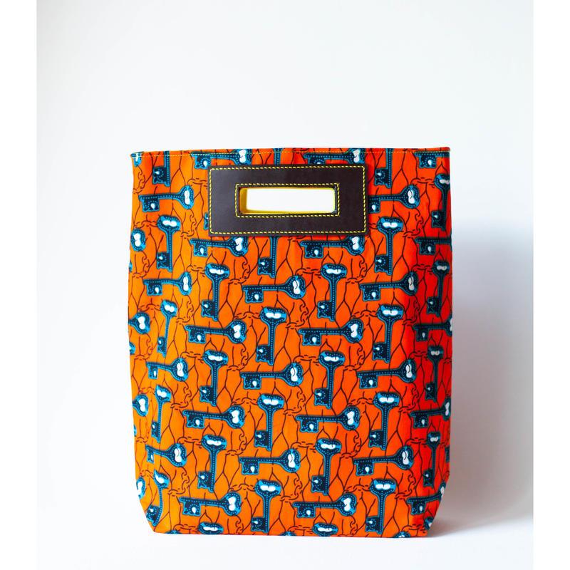 Akello Bag - オレンジの鍵 -