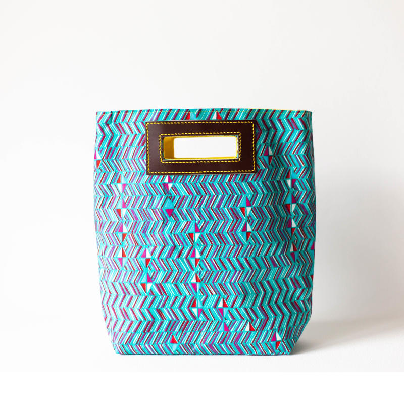 Mini Akello - カラフル段差 -(小さめサイズ)