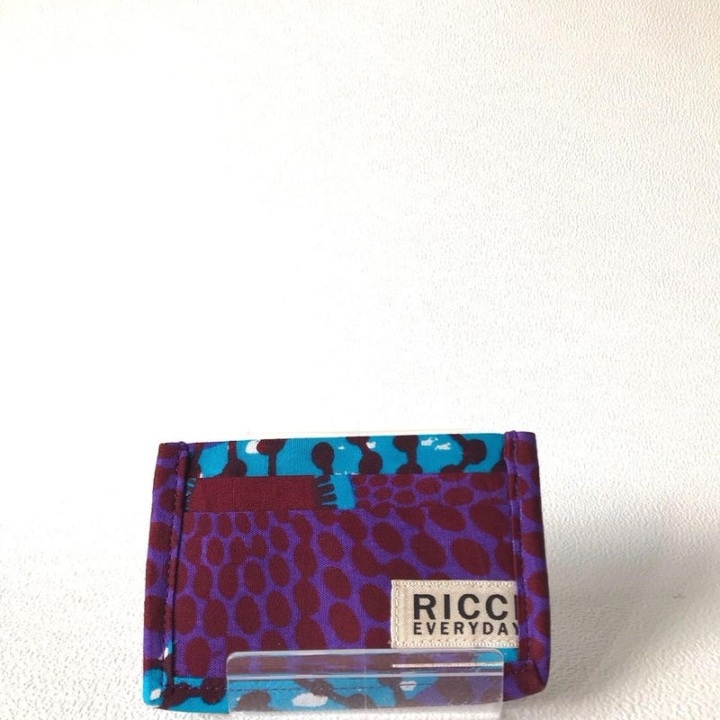 カードケース-パープルブルーアイ