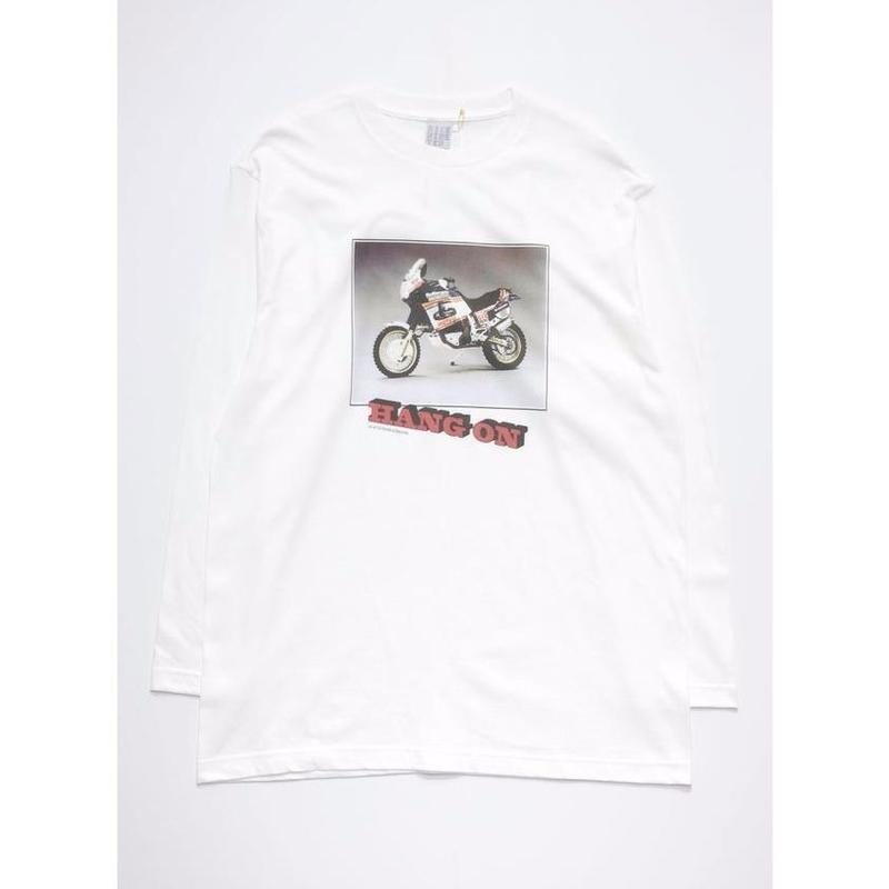 HANG ON L/S TEE  TYPE 3