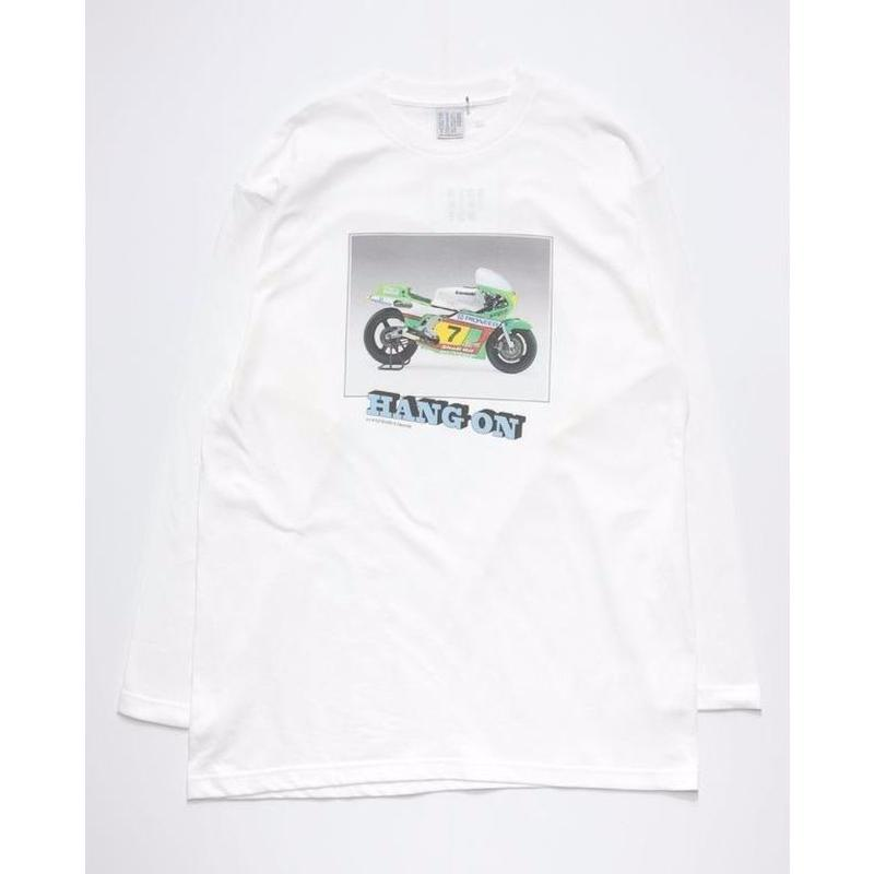 HANG ON L/S TEE  TYPE 4