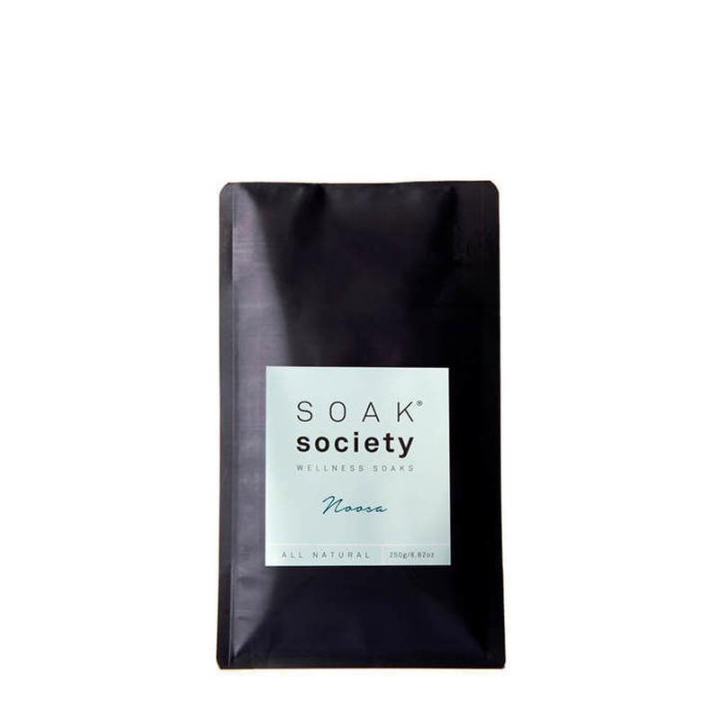SOAK SOCIETY バスソーク レギュラーサイズ250g ヌーサ