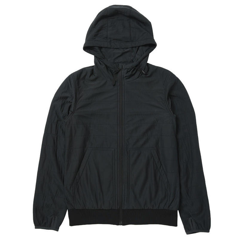 [snow peak]  Flexible Insulated Hoodie