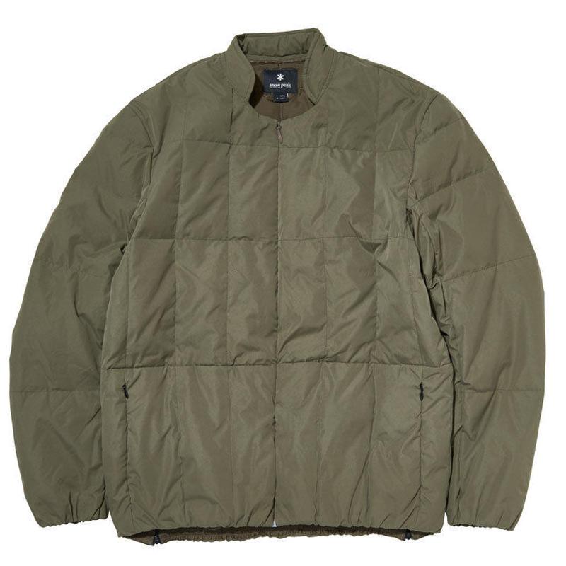 [snow peak] Conceal Down Jacket