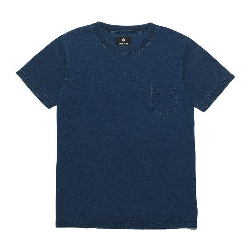[snow peak] Pocket Tshirt