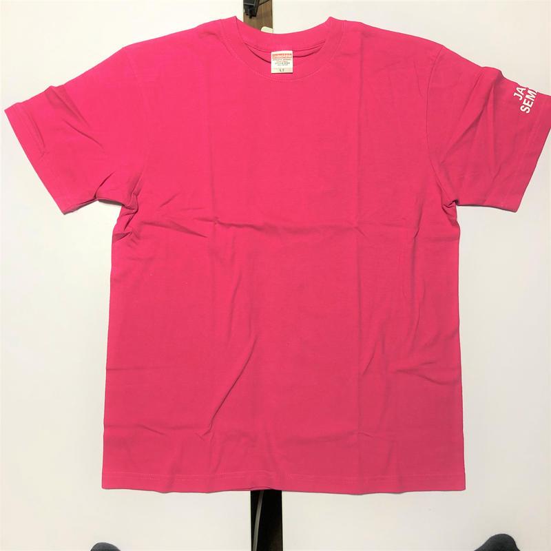 災害医学会セミナー インストラクター Tシャツ