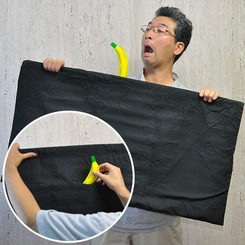★手品・マジック★ ポケット付きカーテン(イリュージョンハンズ別売)★T5911