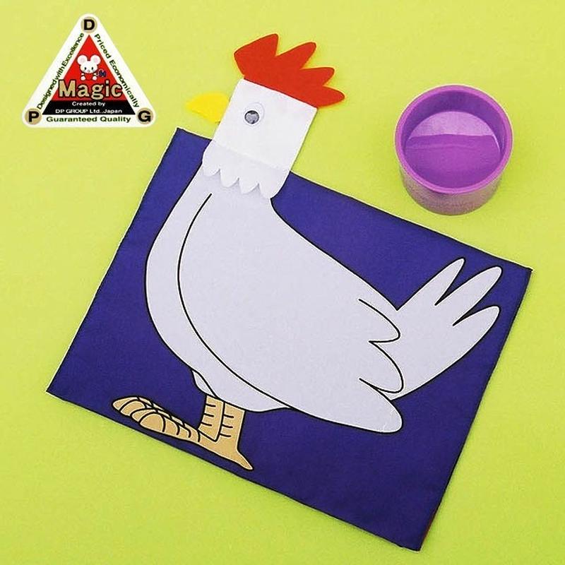 ★手品・マジック★卵の袋と帽子卵★A1902