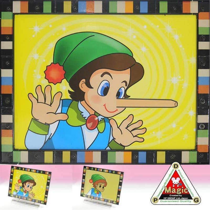 ★手品・マジック★ DPG幻の名画(ピノキオの鼻)★K7320