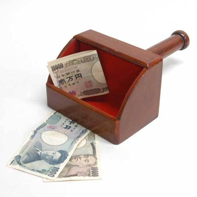 ★手品・マジック★ 紙幣瞬間交換器★W5711
