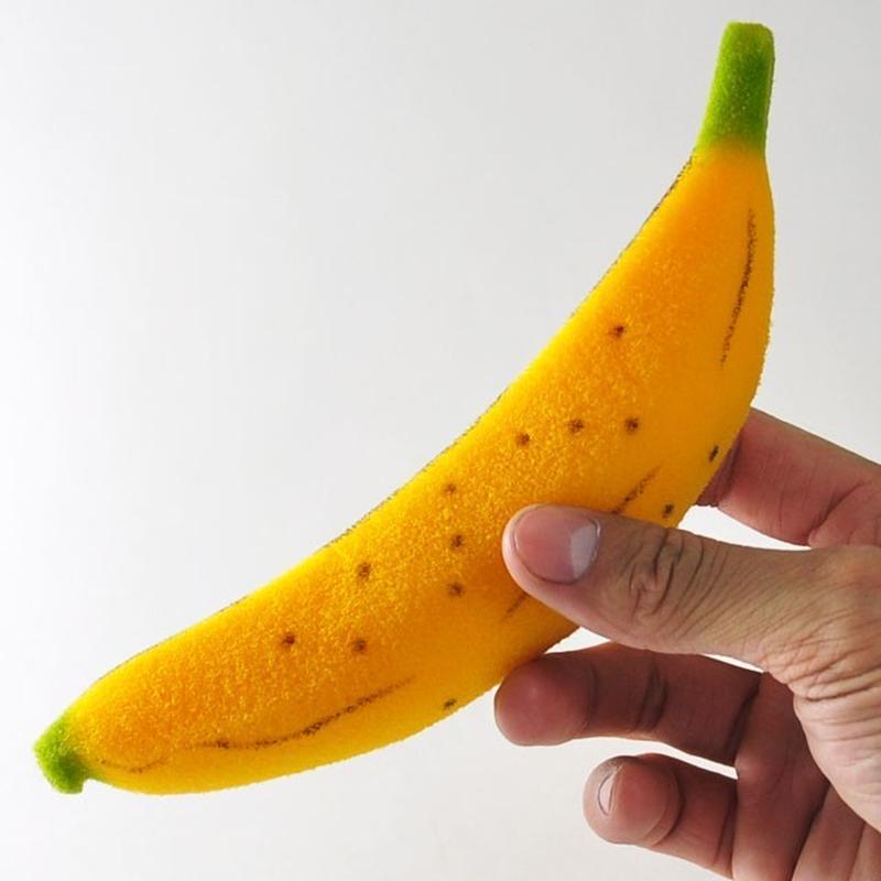 ★手品・マジック★ スポンジバナナ(2本セット)★U6422