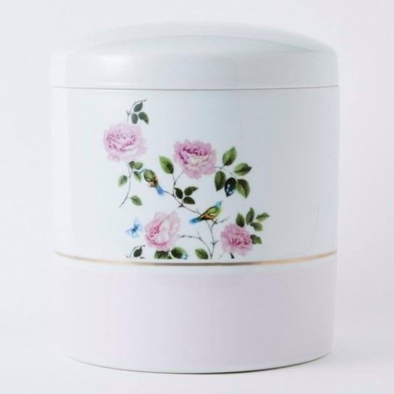 骨壺 【7寸】薔薇