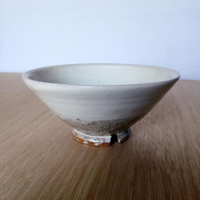 陶器 萩焼 和食器 作家 和モダン カフェ 小鉢 白萩 丼 飯碗 茶漬碗