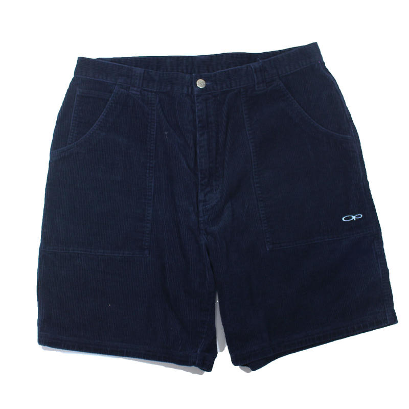 1990s OP Corduroy Shorts / w38