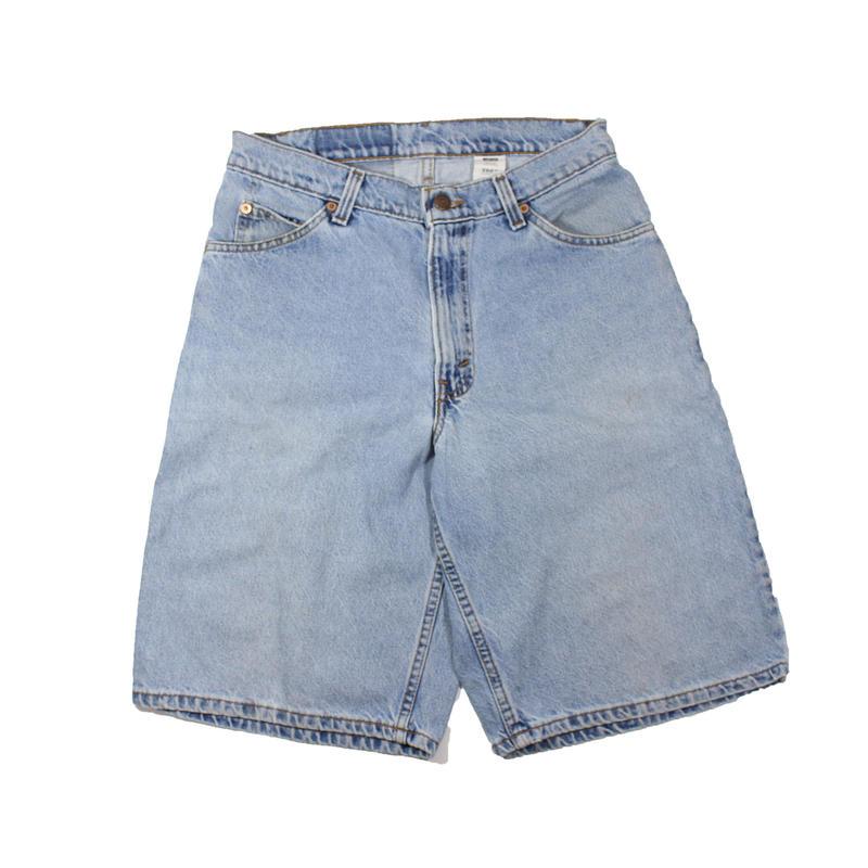 1990s Levi's 560 Denim Shorts