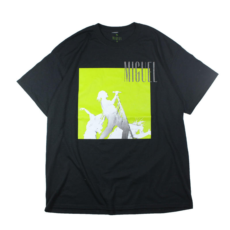 MIGUEL THE ASCENSION TOUR tshirts