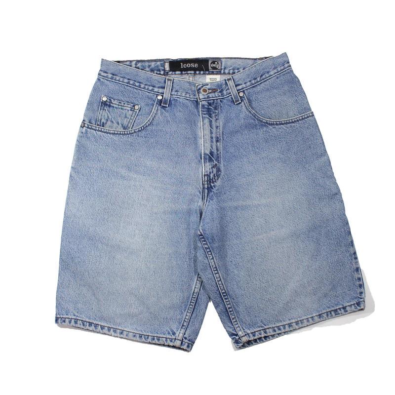 "1990s Levi's Silver Tab ""Loose"" Denim Shorts"