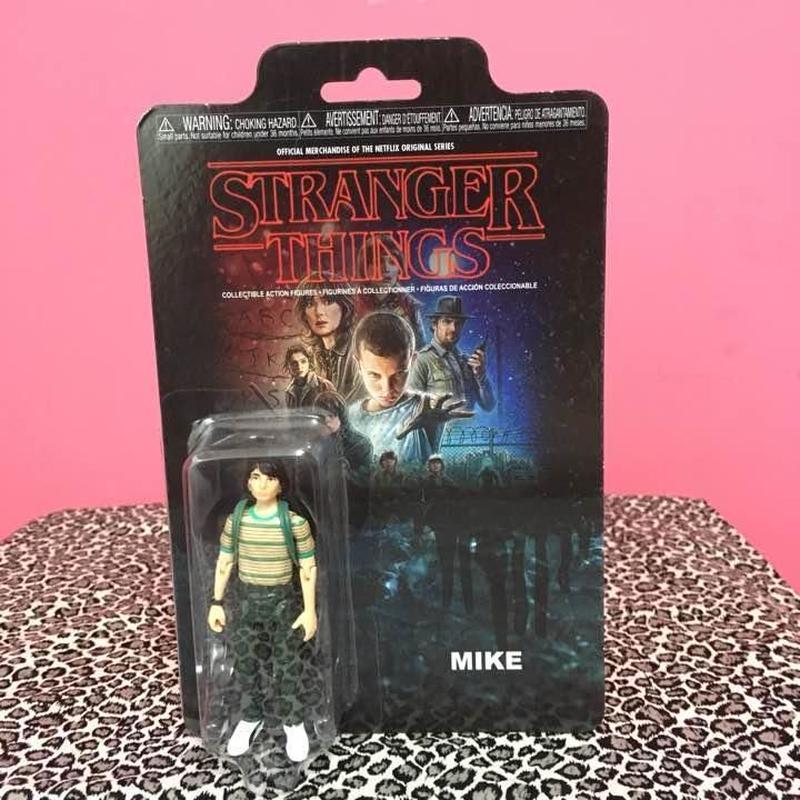 ストレンジャーシングス フィギュア マイク STRANGER THINGS MIKE
