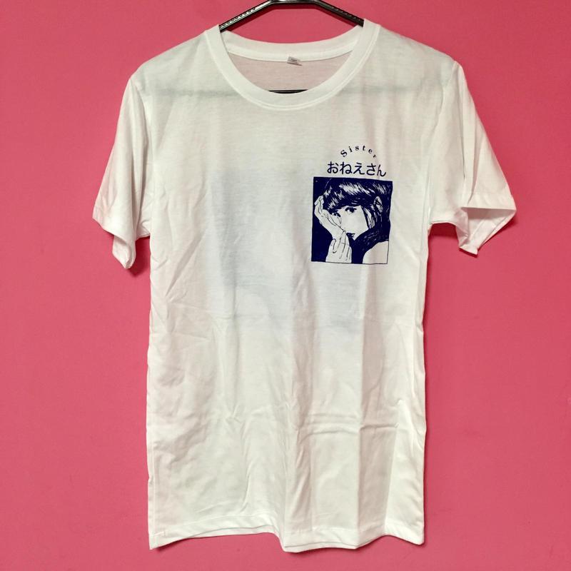 おねえさん Tシャツ ONEESAN TSHIRT