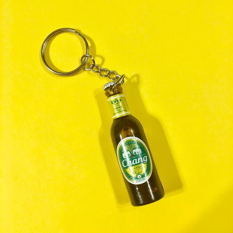 タイのビール キーホルダー ② BEER KEYCHAIN