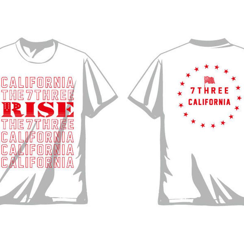 73R×RISEコラボ Tシャツ