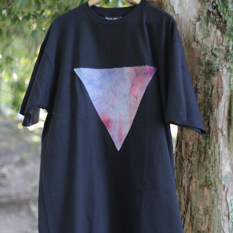 RISKY ×染 0658 BiGt-shirt(三角)