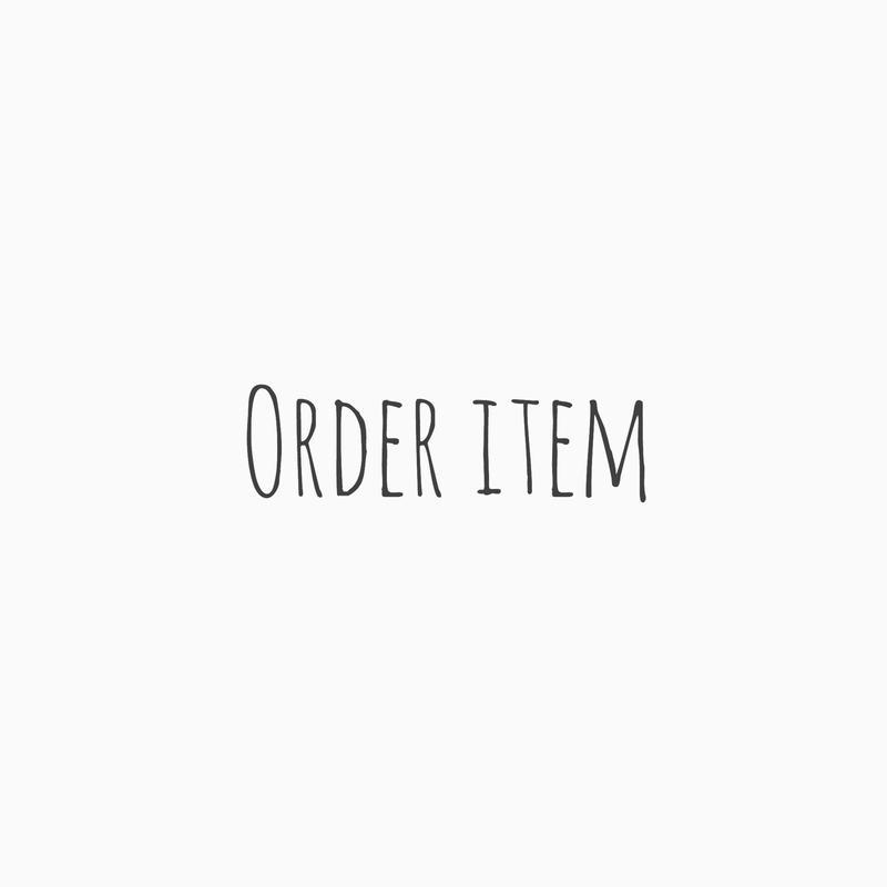 Order item