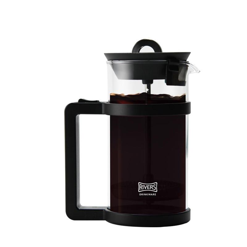 コーヒープレス  フープ350 ブラック